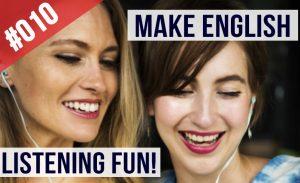 escuchar en inglés es divertido