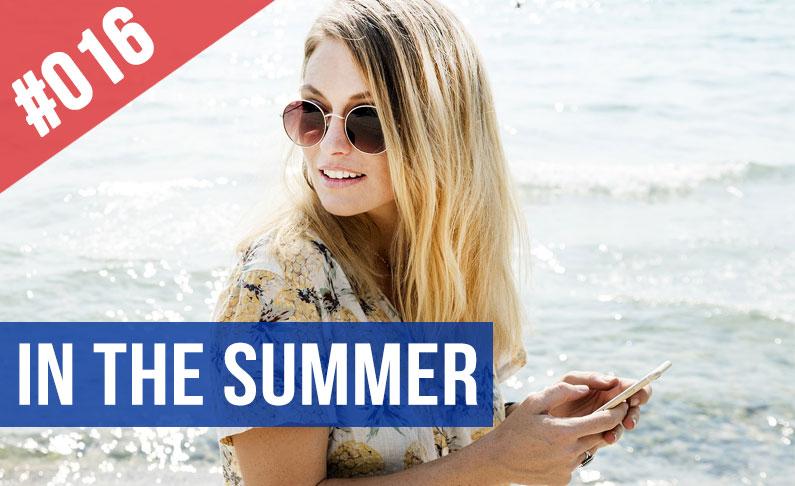 #016 Practicar tu inglés hablado en las vacaciones de verano