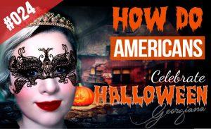 Celebra Halloween como un americano