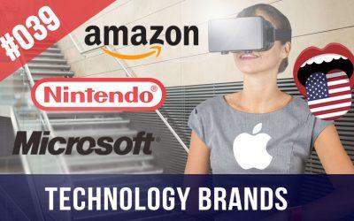 #039 Como pronunciar marcas tecnologia en inglés