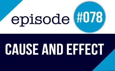 #078 Expresar causa y efecto en inglés
