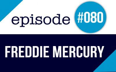 #080 Podcast en inglés ESL – Freddie Mercury – Queen