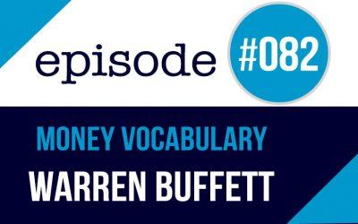 #082 Vocabulario dinero en inglés y Warren Buffett