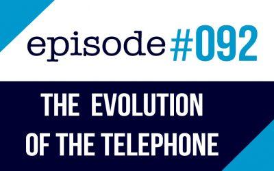 #092 La evolución de los teléfonos móviles en inglés