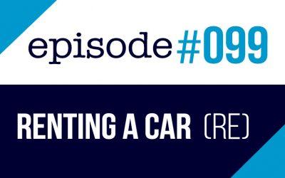 #099 Cómo alquilar un coche en inglés (rep)
