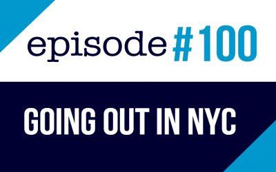 #100 Salir en Nueva York – Cómo pedir una bebida en inglés (rep)