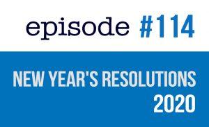 Resolución de Año Nuevo 2020
