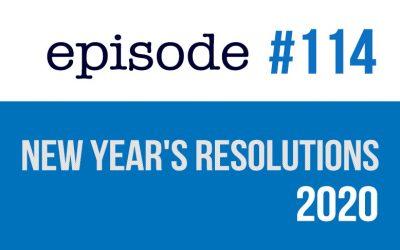 #114 Resolución de Año Nuevo 2020