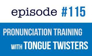 Ejercicios de Pronunciación de Inglés con Trabalenguas