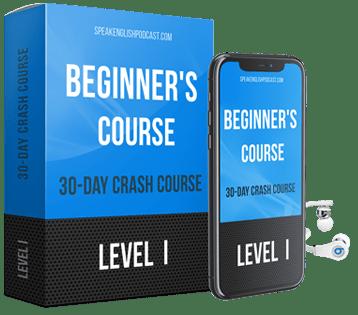 speak English beginners