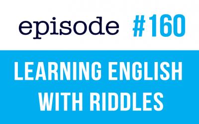 #160 Aprender inglés con adivinanzas