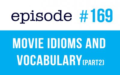 #169 Expresiones y vocabulario de películas en inglés parte2